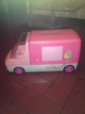 Motorhome O Casa Rodante De La Barbie