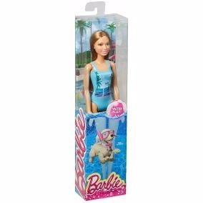 Muñeca Barbie Playera Original De Mattel Para Niñas