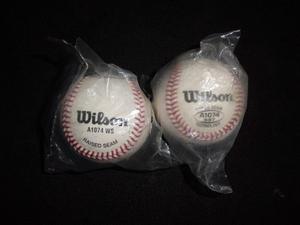 Pelotas De Beisbol Wilson A