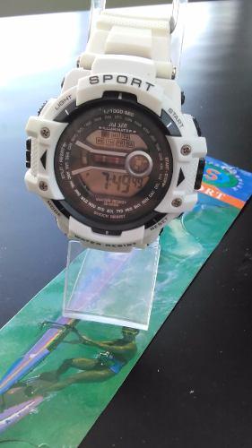 Reloj Deportivo Para Caballero En Liquidación