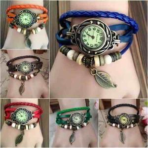 Reloj Tipo Pulsera Vintage