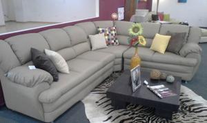 muebles y Modulares Sinteticos y piel