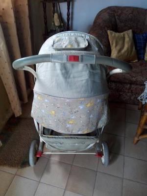 Coche Happy Baby Usado.