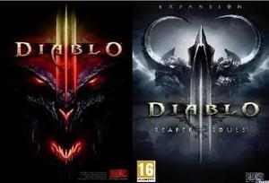 Diablo 3 Battlechest And Expansion Reaper Of Souls®
