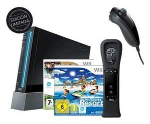 Nintendo Wii Con Juegos Incluidos