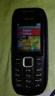 Nokia Movistar Chip