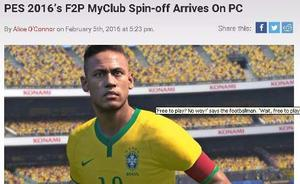 Pes  My Clud Modo Online