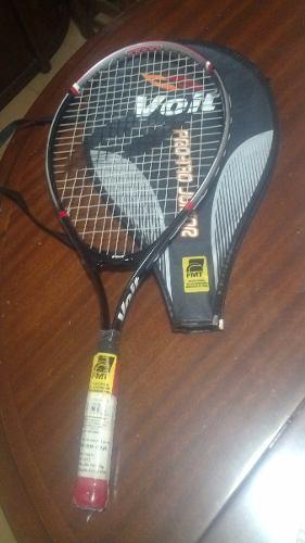 Raqueta De Tennis Marca Voit Con Su Estuche/forro Nueva!!!!!