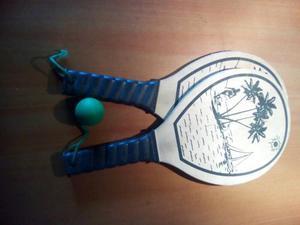 Raquetas Para La Playa