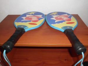 Se Venden Excelentes Raquetas De Tenis De Playa