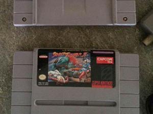 Street Fighter 2 Para Super Nintendo