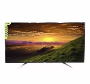 Tv Led Televisor 40 Pulgadas Full Hd p, Hdmi, Usb Aux