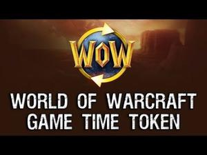 World Of Warcraft Wow Token