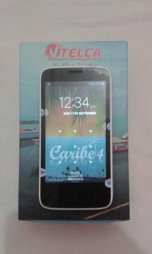 teléfono android Cariiibe4 como nuevo
