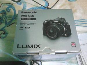 Cámara Panasonic Lumix G5k (combo Completo)