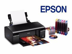 Epson T50 Con Sistema