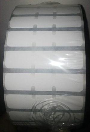 Etiqueta Original Zebra De Huesito Para Joyeria 5,7 X 1,3 Cm