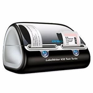 Impresora De Etiquetas 450 Twin Turbo Dymo Labelwriter
