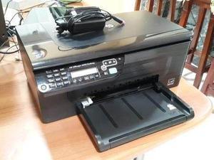 Impresora Multifuncional Hp Officejet  Desktop Como Nuev