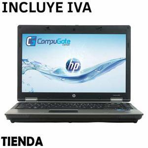 Laptop Hp 14 Probook b Core I3 4gb 160gb Dd W7 Portatil