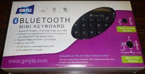 Mini Teclado Bluetooth Para Pc, Iphone, Smart Phone Y Tv.