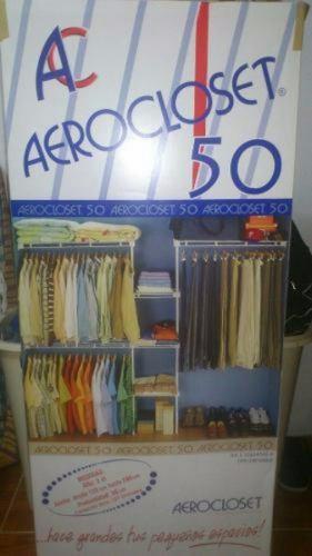 Aerocloset 50 Nuevo De Paquete