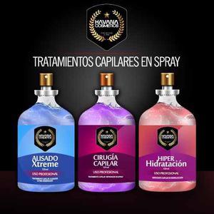 Ampollas En Aceite Para Tu Cabello Havana