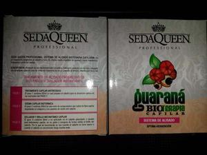 Bioterapia De Guarana Seda Queen 60 Ml