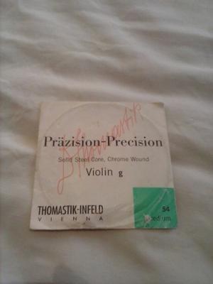 Cuerdas De Violín Y Viola