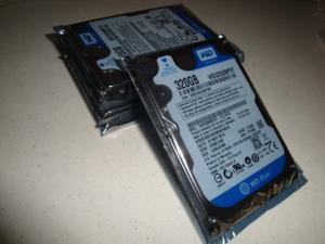 Disco Duro Laptop Western Digital 320gb 2.5 Nuevo De Paquete