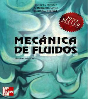 Mecánica De Fluidos- Streeter. Libro Pdf