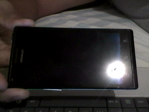 Pantalla Y Tactil Con La Carcasa Huawei Ascend P1 U