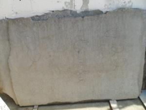 Pedazo Granito Gris Leona Flameado