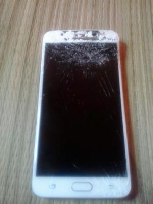 Vendo Samsung J7 con pantalla partida