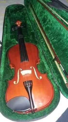 Violin 4/4 Marca Nobre Usado En Perfecto Estado