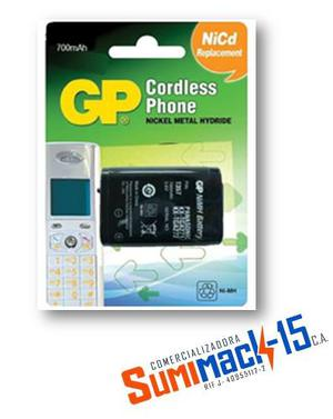 Bateria Telefono Inalambrico Panasonic T-v700mah