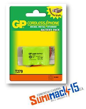 Bateria Telefono Inalambrico T-279 Gp 3.6v 600mah