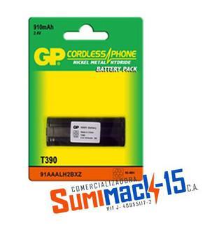 Bateria Telefono Inalambrico T-390 Gp3.4v 850 Mah