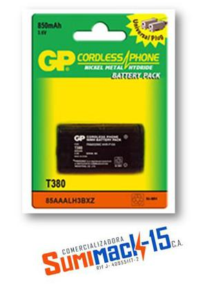 Bateria Telefono Inalambrico T380 Gp 3.5v 850mah