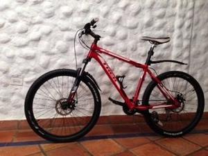 Bicicleta Montañera Trek Modelo