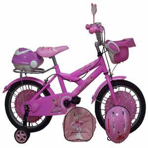 Bicicleta Para Niña. Tc