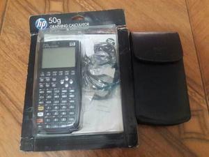 Calculadora Hp 50 Graficadora