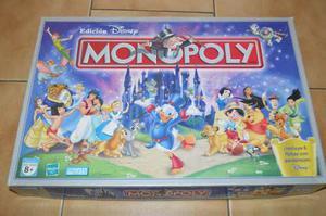 Juego De Mesa Monopoly Edición Disney