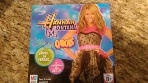 Juego Hannah Montana Solo Entre Chicas