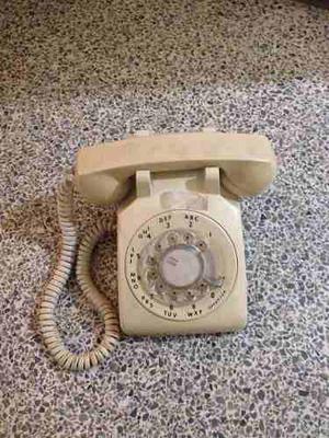 Telefono Antiguo De Rueda 100% Operativo
