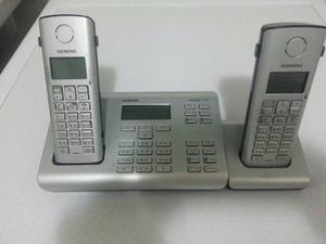 Telefono Duos Siemens Inalambrico