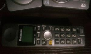 Telefono Inalambrico Panasonic Kx_tga 101b Con Contestadora