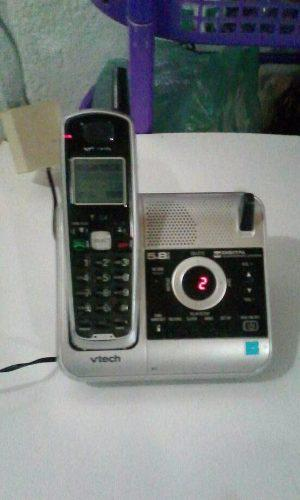 Telefono Inalambrico Vtech Con Contestadora