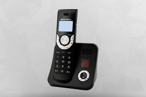Teléfono Inalambrico Con Contestadora Automatica