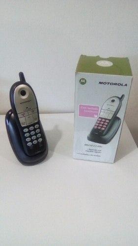 Teléfono Inalámbrico Motorola (sin Batería)